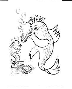 image 1 He Smokes Like a Fish