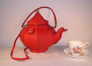 pot in a handbag