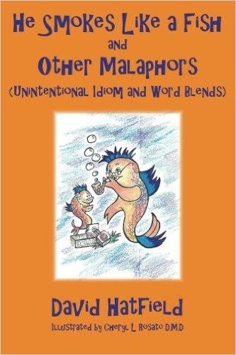 Malaphors | Unintentional blended idioms and phrases – It's